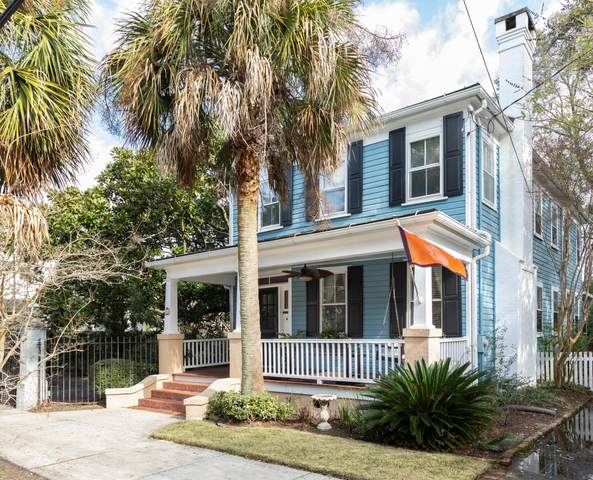 56 Gadsden, Charleston, SC 29401 (#21001750) :: The Cassina Group