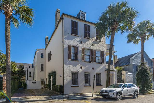 40 State Street, Charleston, SC 29401 (#21001757) :: The Cassina Group