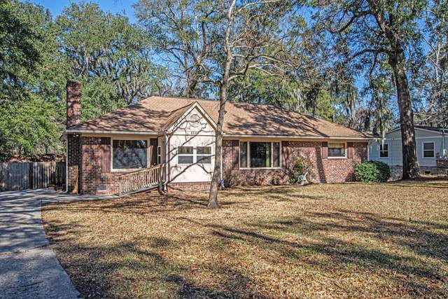 4644 Withers Drive, North Charleston, SC 29405 (#21001782) :: The Cassina Group