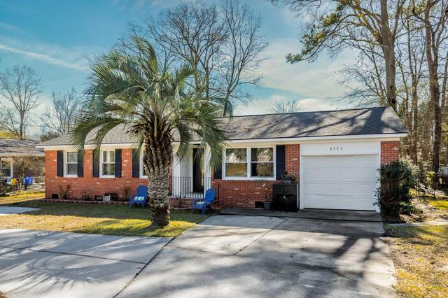 2373 Otranto Road, North Charleston, SC 29406 (#21001791) :: The Cassina Group