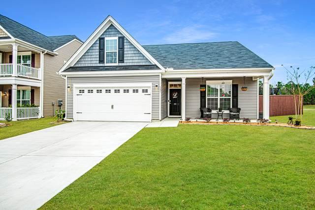 101 Weeping Cypress Drive, Moncks Corner, SC 29461 (#21001809) :: The Cassina Group