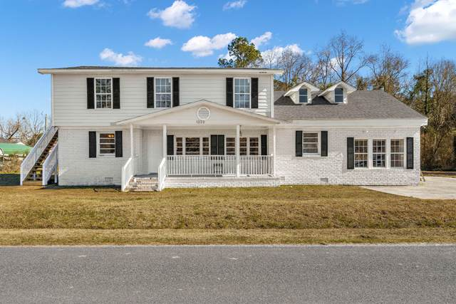 1222 Queenie Road Road, Moncks Corner, SC 29461 (#21001812) :: The Cassina Group