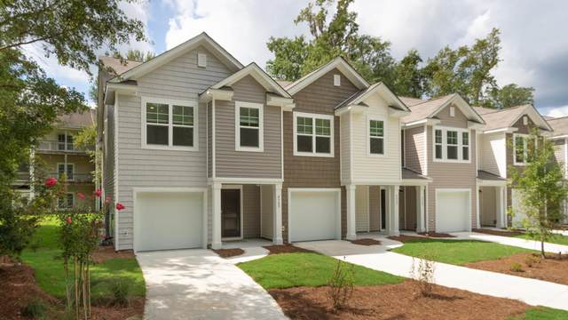 4673 N Palm View Circle, North Charleston, SC 29418 (#21001830) :: CHSagent, a Realty ONE team