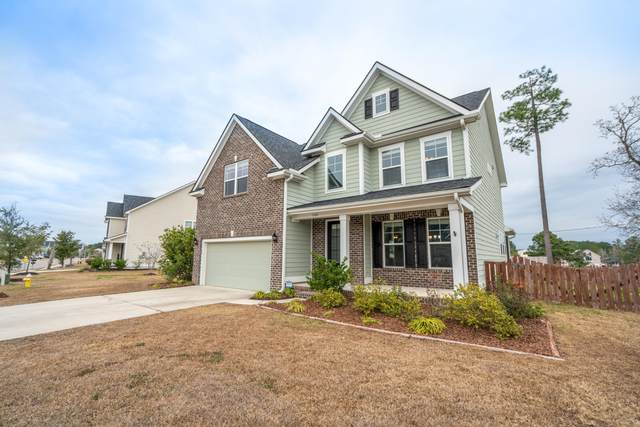 1320 Raven Road, Hanahan, SC 29410 (#21001831) :: The Cassina Group