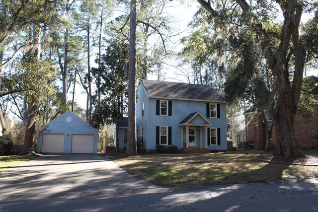 107 Seven Oaks Lane, Summerville, SC 29485 (#21001839) :: The Cassina Group