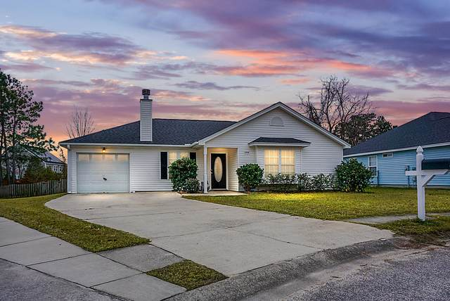 1705 Falcon Cove Lane, Hanahan, SC 29410 (#21001845) :: The Cassina Group