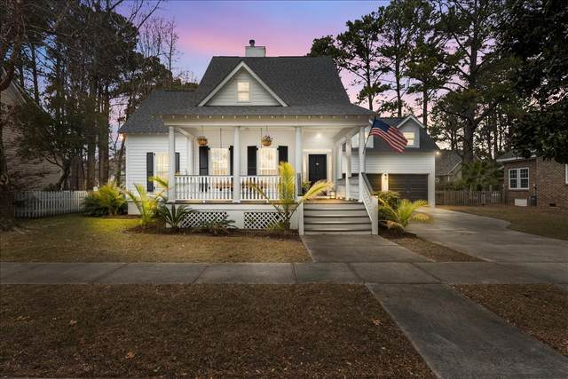 705 Preservation Place, Mount Pleasant, SC 29464 (#21001850) :: The Gregg Team