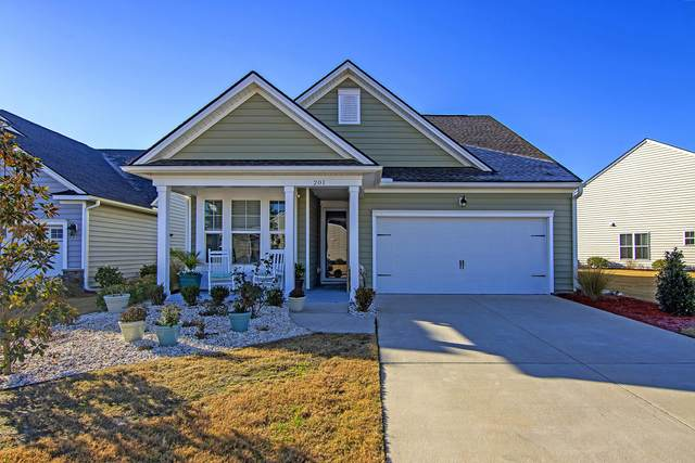 201 Fall Crossing Place, Summerville, SC 29486 (#21001859) :: The Gregg Team