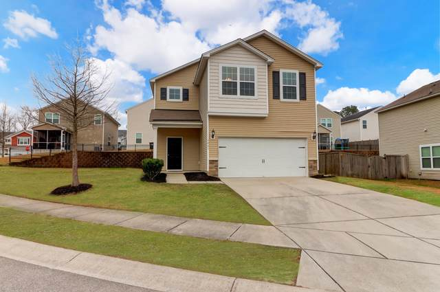 4807 Hawkins Drive, Ladson, SC 29456 (#21001867) :: CHSagent, a Realty ONE team