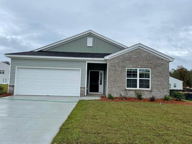 266 Hyrne Drive, Goose Creek, SC 29445 (#21001871) :: CHSagent, a Realty ONE team