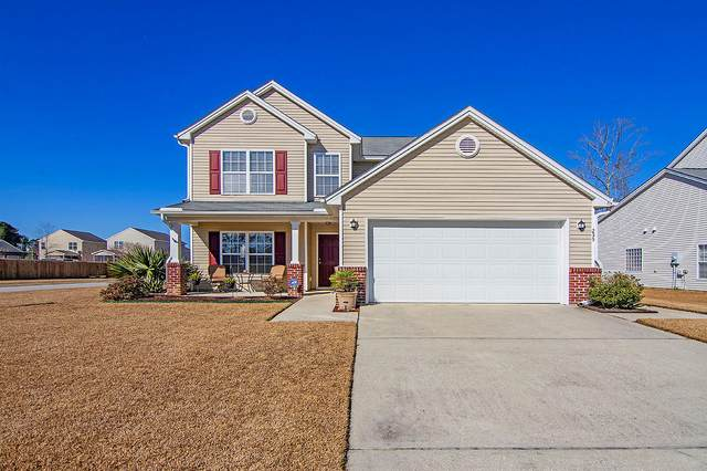255 Clayburne Drive, Goose Creek, SC 29445 (#21001873) :: CHSagent, a Realty ONE team