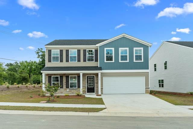 264 Hyrne Drive, Goose Creek, SC 29445 (#21001877) :: CHSagent, a Realty ONE team
