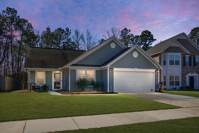 186 Charlesfort Way, Moncks Corner, SC 29461 (#21001888) :: The Cassina Group