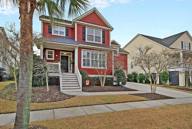 2231 Sandy Point Lane, Mount Pleasant, SC 29466 (#21001896) :: CHSagent, a Realty ONE team