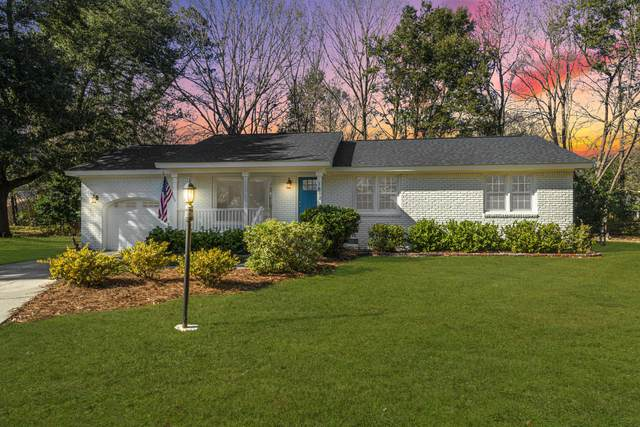 1858 Christian Road, Charleston, SC 29407 (#21001914) :: CHSagent, a Realty ONE team