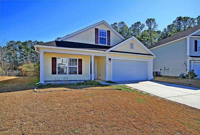 343 Briarbend Road, Goose Creek, SC 29445 (#21001924) :: The Cassina Group