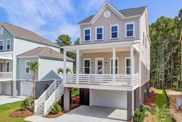 3004 Evening Tide Drive, Hanahan, SC 29410 (#21001934) :: The Cassina Group