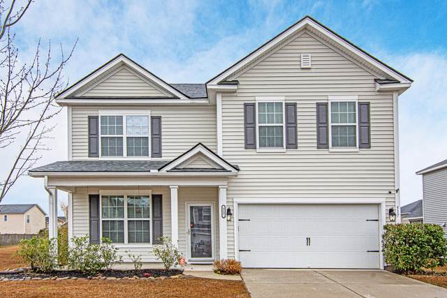 517 Magwood Road, Summerville, SC 29486 (#21001950) :: The Cassina Group