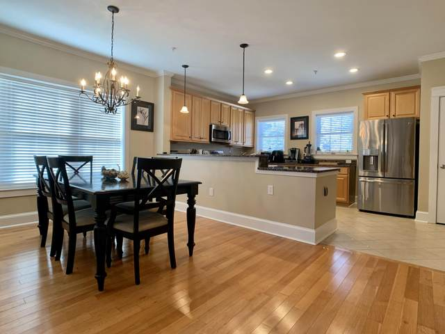 128 Summers Creek Court 109-4, Mount Pleasant, SC 29464 (#21001954) :: The Cassina Group
