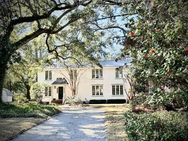 4517 Old Park Road, North Charleston, SC 29405 (#21001960) :: The Cassina Group