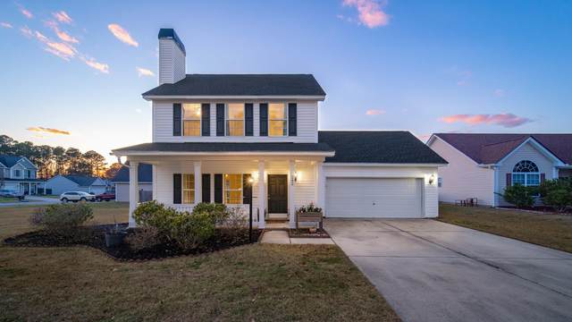 242 Highwoods Plantation Avenue, Summerville, SC 29485 (#21001975) :: Realty ONE Group Coastal