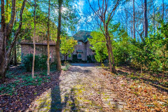 430 Barfield Drive, Summerville, SC 29485 (#21001980) :: The Cassina Group