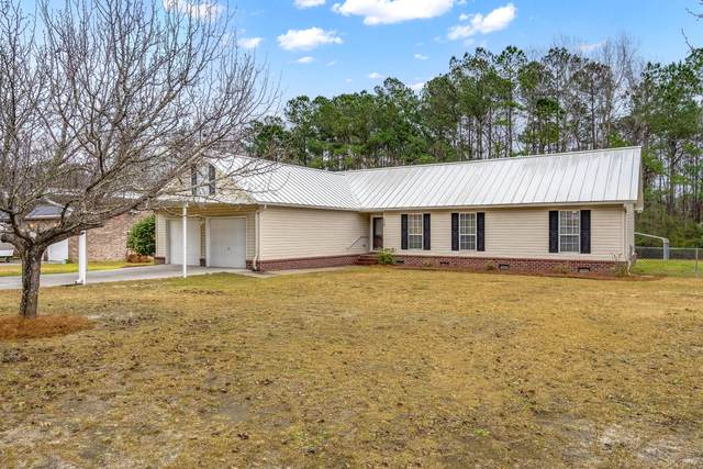 126 Lois Circle, Moncks Corner, SC 29461 (#21001981) :: The Cassina Group