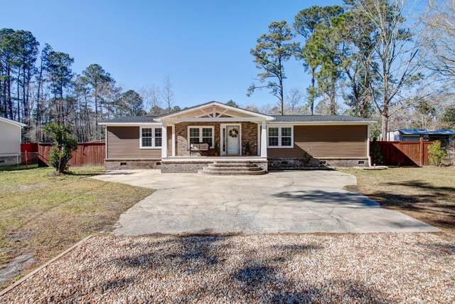 144 Cady Drive, Summerville, SC 29483 (#21001990) :: Realty ONE Group Coastal