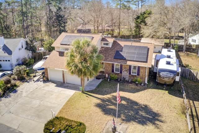 302 Amberjack Way, Summerville, SC 29485 (#21002022) :: Realty ONE Group Coastal