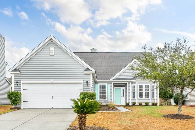 438 Sycamore Shade Street, Charleston, SC 29414 (#21002034) :: The Cassina Group