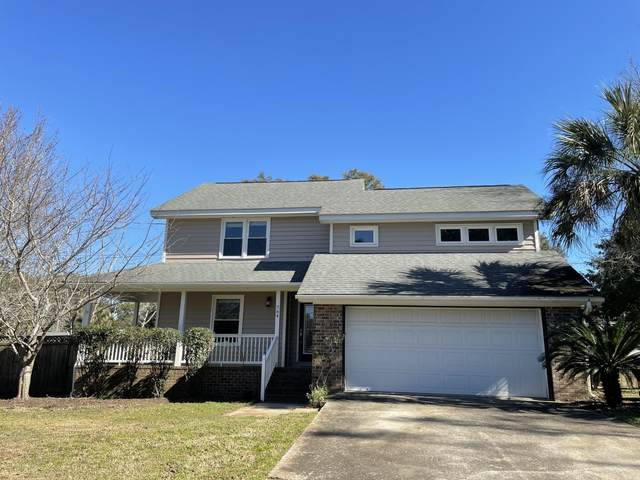 764 Brown Drive, Charleston, SC 29412 (#21002043) :: The Cassina Group