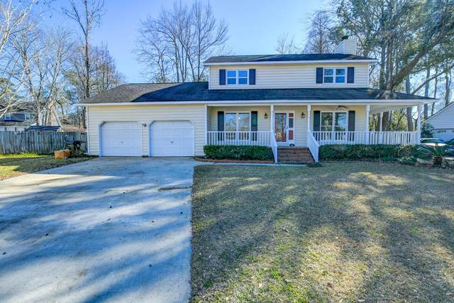 116 Westmoreland Street, Summerville, SC 29483 (#21002047) :: Realty ONE Group Coastal
