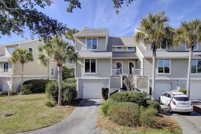 40 Linkside Court, Isle Of Palms, SC 29451 (#21002065) :: Realty ONE Group Coastal