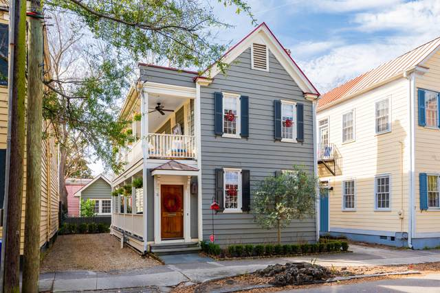 5 Coming Street, Charleston, SC 29401 (#21002105) :: The Cassina Group