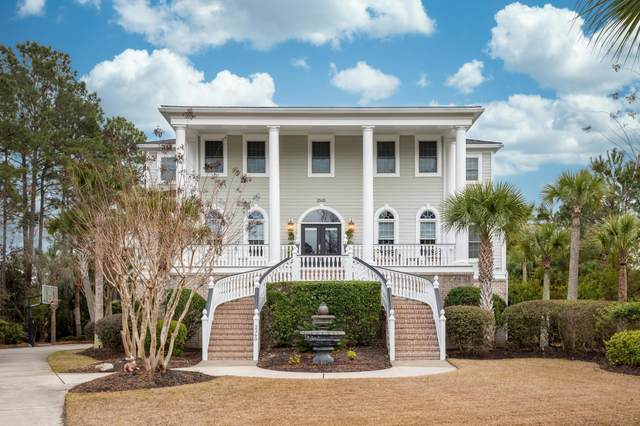 2360 Darts Cove Way, Mount Pleasant, SC 29466 (#21002119) :: The Cassina Group