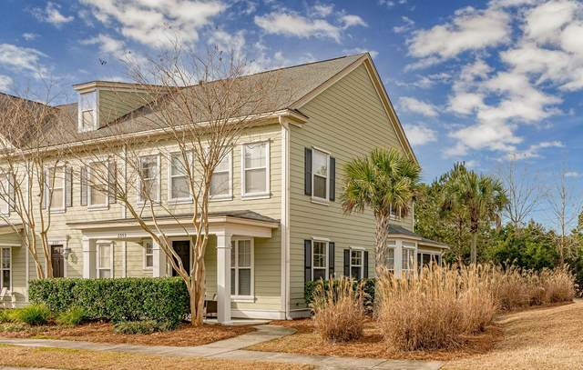 2353 Kings Gate Lane, Mount Pleasant, SC 29466 (#21002120) :: The Cassina Group