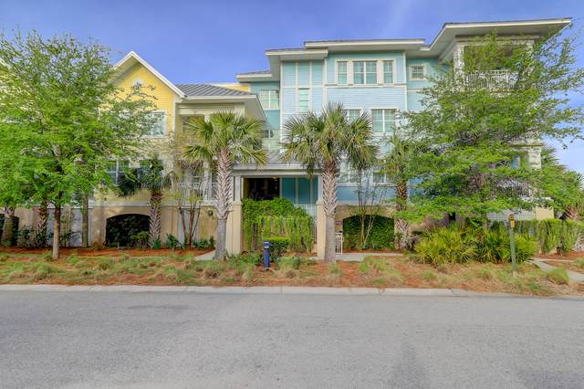 5800 Palmetto Drive R-Vg205, Isle Of Palms, SC 29451 (#21002198) :: The Cassina Group
