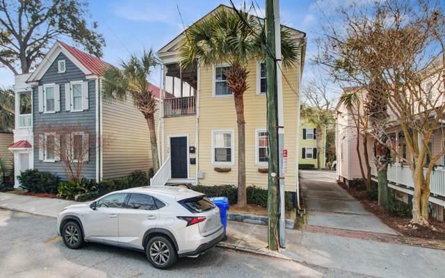 3 Kracke Street 1/2 A, Charleston, SC 29403 (#21002264) :: The Cassina Group