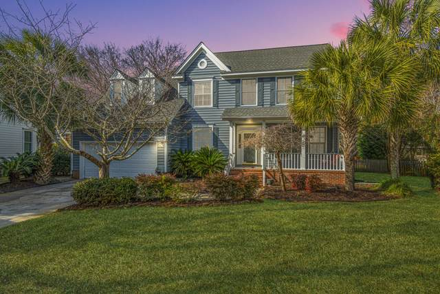 3167 Linksland Road, Mount Pleasant, SC 29466 (#21002274) :: The Cassina Group