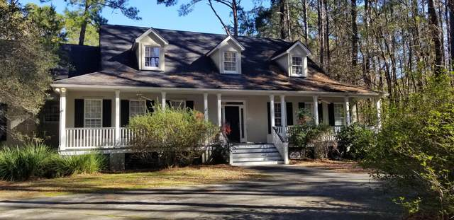 3134 Ball Court, Mount Pleasant, SC 29466 (#21002280) :: The Cassina Group