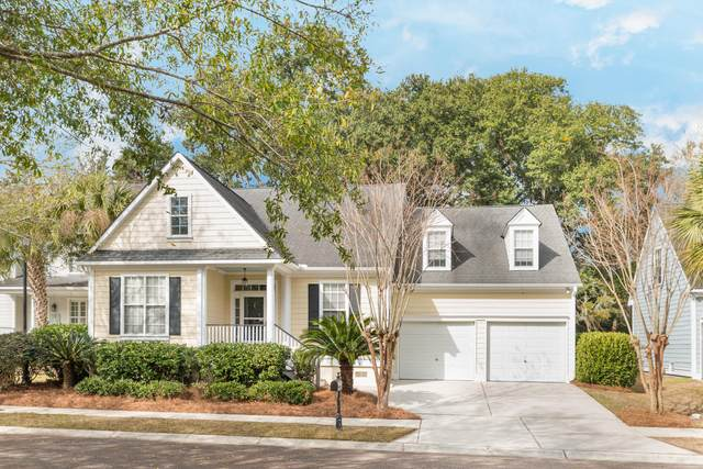3605 W Higgins Drive, Mount Pleasant, SC 29466 (#21002285) :: The Cassina Group