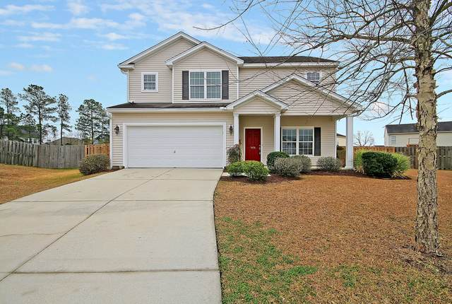 7475 Painted Bunting Way, Hanahan, SC 29410 (#21002308) :: Realty ONE Group Coastal