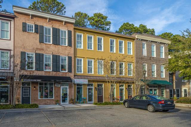 708 S Shelmore Boulevard #10, Mount Pleasant, SC 29464 (#21002357) :: The Cassina Group