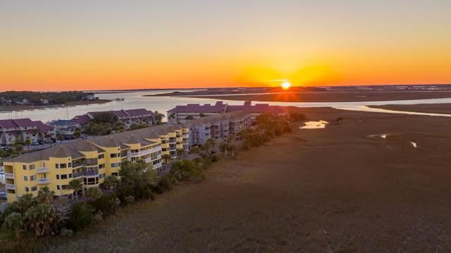 166 W Mariners Cay Drive, Folly Beach, SC 29439 (#21002485) :: Realty ONE Group Coastal