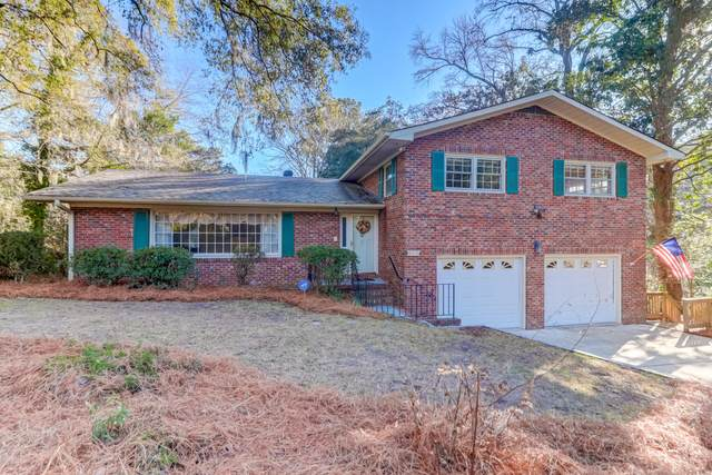 4515 Withers Drive, North Charleston, SC 29405 (#21002497) :: The Cassina Group