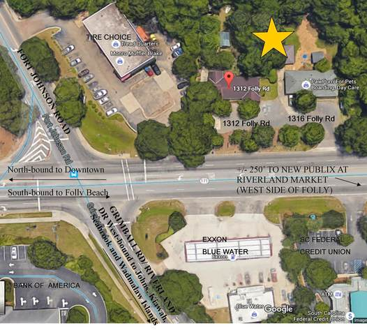 1316 Folly Road, Charleston, SC 29412 (#21002699) :: Realty ONE Group Coastal