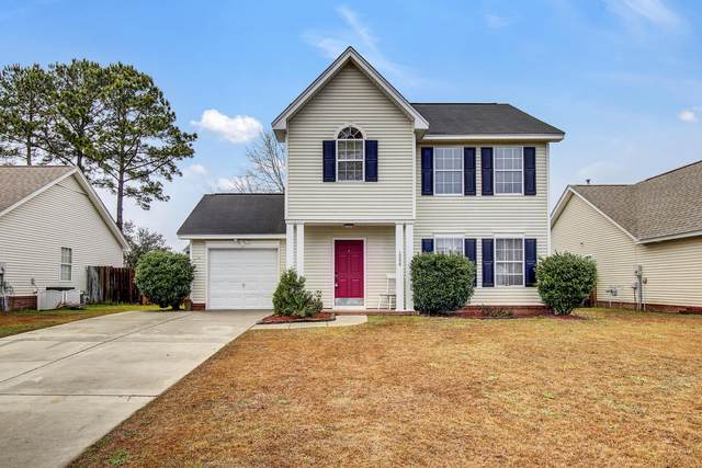 1306 Weavers Way, Hanahan, SC 29410 (#21002799) :: Realty ONE Group Coastal