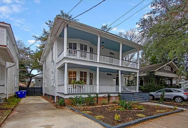 337 President Street, Charleston, SC 29403 (#21002897) :: The Cassina Group