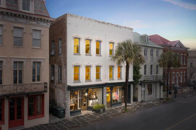 56/58 Broad Street, Charleston, SC 29401 (#21003022) :: The Cassina Group