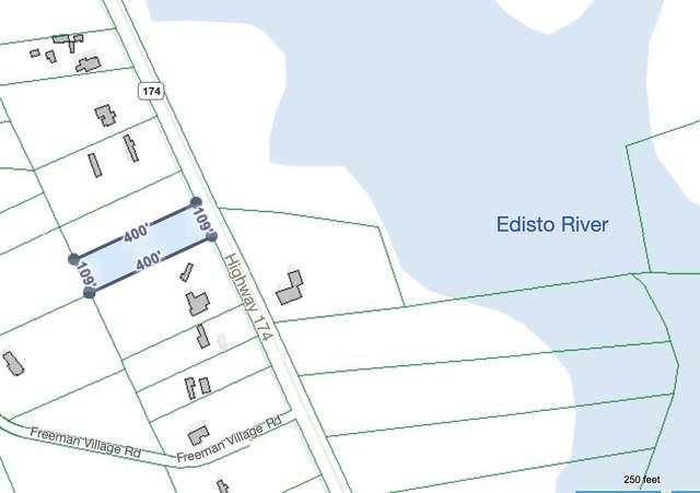 4245 Sc-174, Edisto Island, SC 29438 (#21003039) :: The Cassina Group